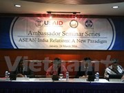 东盟与印度关系走向新型合作模式