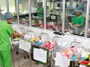 越南狠抓出生人口性别比失衡问题治理