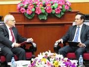 戴维•萨珀斯坦大使:越南在法律和人权改革方面取得许多进展