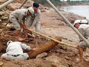 国际排雷行动日:携手处理战期遗留爆炸物后果