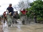 越南金瓯省为促进农业农村发展出资5000亿越盾