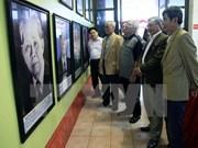 """""""越南共产党和越南国会发展史上的重要里程碑""""图片展在太原省举行"""