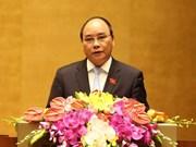 越南政府总理阮春福简历