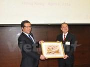 越南经营投资机遇座谈会在中国香港举行
