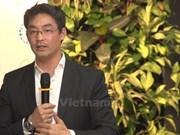 世界经济论坛执行董事与越南青年进行交流