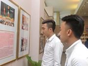 胡志明主席与历届国会代表选举展览会在河内开展