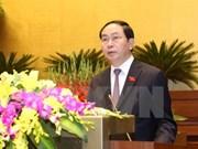 世界各国领导人向越南领导人致贺电