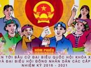 迎来新一届国会代表选举:昆嵩省各山区村庄洋溢着喜庆的气氛