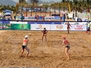 2016年亚洲女子沙滩排球锦标赛开战