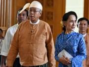 老挝与缅甸加强合作