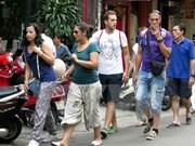 2016年前4月胡志明市接待游客量达近180万名