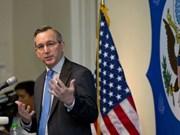 美国将重新考虑对缅甸实施的若干经济制裁措施