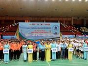 第12届东盟港口协会体育运动会在胡志明市开幕