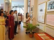 越南第十四届国会和各级人民议会代表选举专题展览会在多地举行