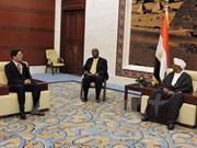 苏丹总统:越苏应继续促进各领域务实合作