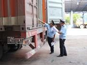 老挝对越南实现贸易顺差额650万美元
