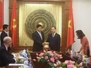 文莱王子率团访问越南清化省寻找投资与合作商机