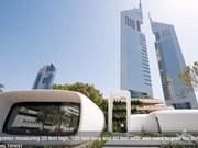 迪拜建全球首座3D打印办公室