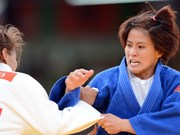 文玉秀为越南柔道夺得一张2016年里约奥运会入场券