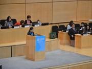 越南卫生部长阮氏金进出席世界卫生组织执委会第139届会议