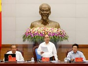 阮春福总理主持召开政府5月份例行会议