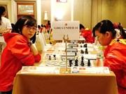 国际象棋超快棋东南亚锦赛:越南队夺得21枚金牌
