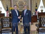 越南公安部部长苏林对马来西亚进行工作访问
