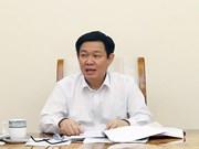 王廷惠副总理:尽早完善越南公共财产使用和管理法案