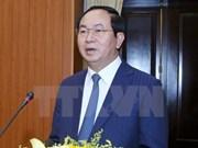 柬埔寨光纤通信网:越南国家主席陈大光访柬之旅进一步增进越柬传统合作关系