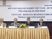 罗马尼亚鼓励越南企业加强对罗投资