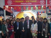越南企业参加第23届南非国际贸易博览会