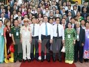 国家主席陈大光:融入世界和参加新一代自贸协议有助扩大越南经济新的发展空间