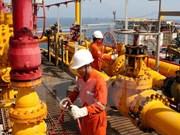 2016年上半年越南国家油气集团原油和凝析油销售量达近870万吨