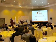 越南代表出席墨西哥关于TPP机遇与挑战论坛