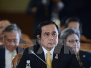 泰国全民公投前夕设立各公投秩序维护中心