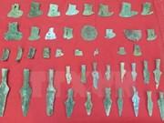越南南定省博物馆接收有价值的古物