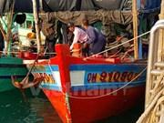 越南一直努力采取措施协助渔民坚持在越南传统渔场进行捕捞作业