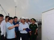 越南政府副总理郑廷勇:巴地头顿省应成立盖梅——市威港口群管理委员会