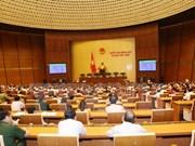 越南第十四届国会第一次会议:推举国家主席职务