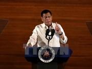 菲律宾将以海牙仲裁庭的裁决作为菲中谈判的基础
