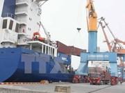 越南全国港口货物吞吐量同比增长13%