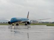 越南航空公司调整飞往中国的航班