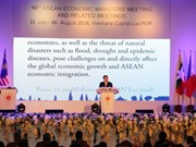 第48届东盟经济部长会议和系列会议在万象开幕