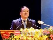 河内市委书记黄忠海:丹凤县经济结构要向贸易服务倾斜