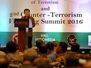 印尼加强反恐怖国际合作