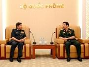 越马两国加强空军领域的合作