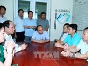 安沛省枪击案:阮春福总理亲自指导案件善后处置工作