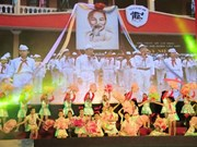 越南全国青年纷纷举行多项活动庆祝九•二国庆71周年