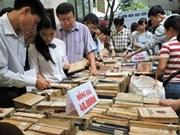 有关越南八月革命的河内市旧书展销会在河内举行