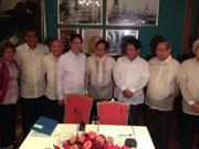 菲律宾政府和菲律宾左派全国民主阵线恢复和平谈判